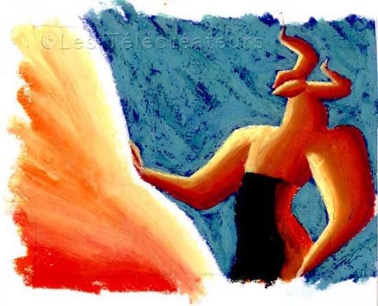 Minotor'un Dansı