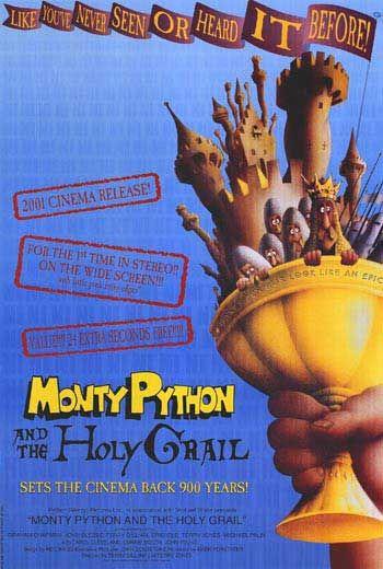 Monty Python Ve Kutsal Kâse