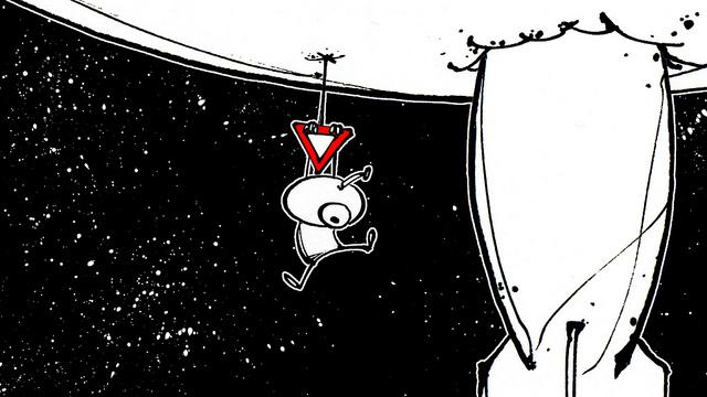 Uzayda Kaybolmak
