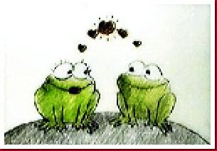 Öpücükler ve Kurbağalar