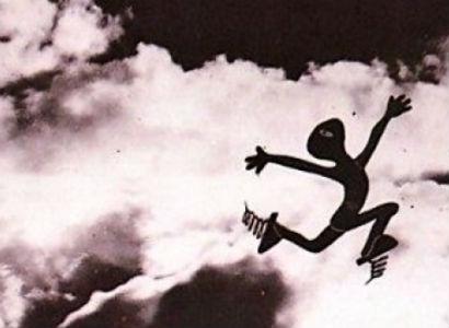 Zıplayan Adam ve Naziler