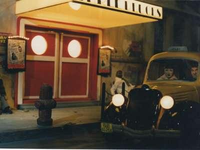 Gece Taksisi