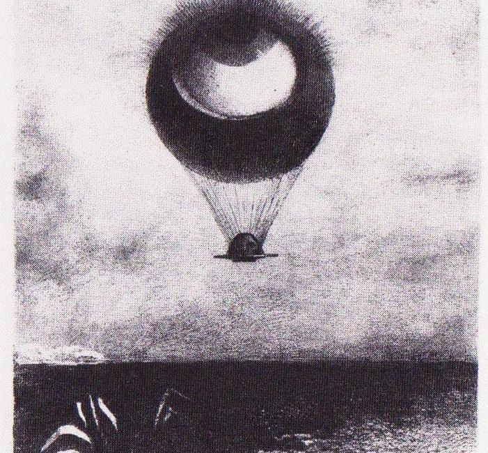 Garip Bir Balona Benzeyen Göz