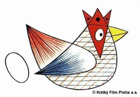 Yanlış Çizilmiş Tavuk